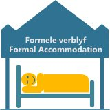 Formele Verblyf / Formal Accommodation